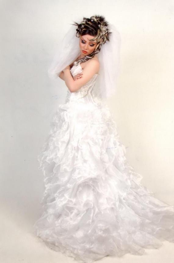 عکس عروس قشنگ جدید