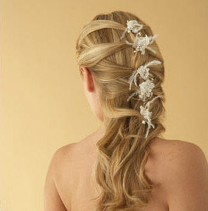 مدل موی عروس نمونه