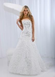 لباس عروس خارجی 2