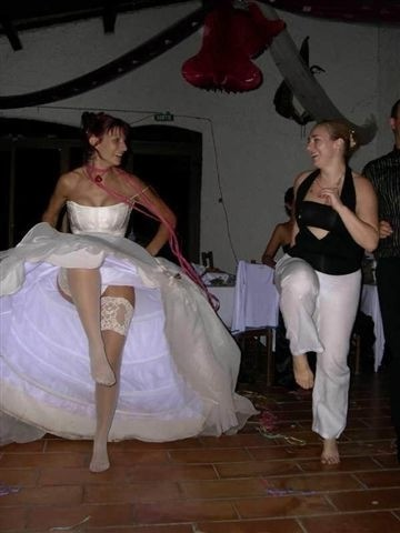 لباس زیر عروس 2012